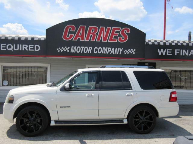 2007 Ford Expedition Limited south houston, TX 1