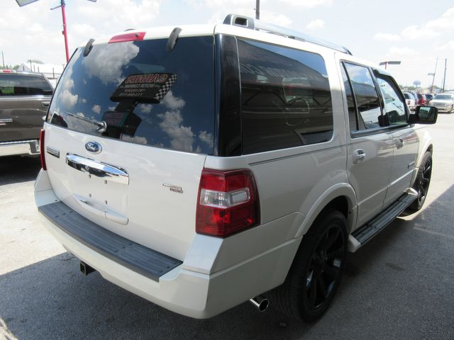 2007 Ford Expedition Limited south houston, TX 4