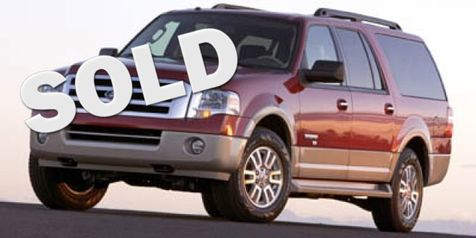 2007 Ford Expedition Eddie Bauer in