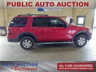 2007 Ford Explorer XLT   JOPPA, MD   Auto Auction of Baltimore  in Joppa MD