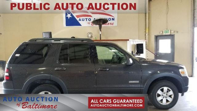 2007 Ford Explorer XLT | JOPPA, MD | Auto Auction of Baltimore  in Joppa MD