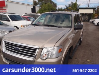 2007 Ford Explorer XLT Lake Worth , Florida