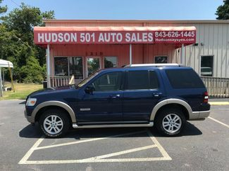 2007 Ford Explorer in Myrtle Beach South Carolina