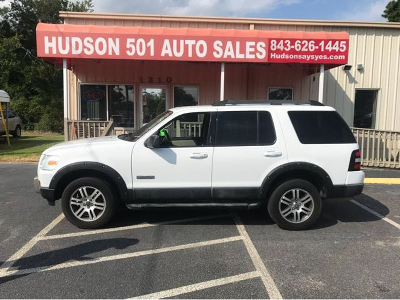 2007 Ford Explorer XLT | Myrtle Beach, South Carolina | Hudson Auto Sales in Myrtle Beach South Carolina