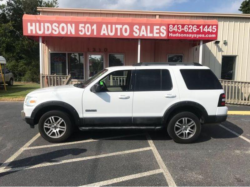 2007 Ford Explorer XLT | Myrtle Beach, South Carolina | Hudson Auto Sales in Myrtle Beach South Carolina