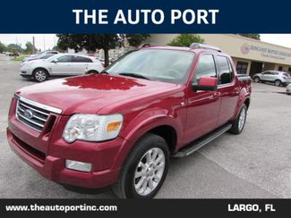 2007 Ford Explorer Sport Trac Limited 4X4 in Clearwater Florida, 33773