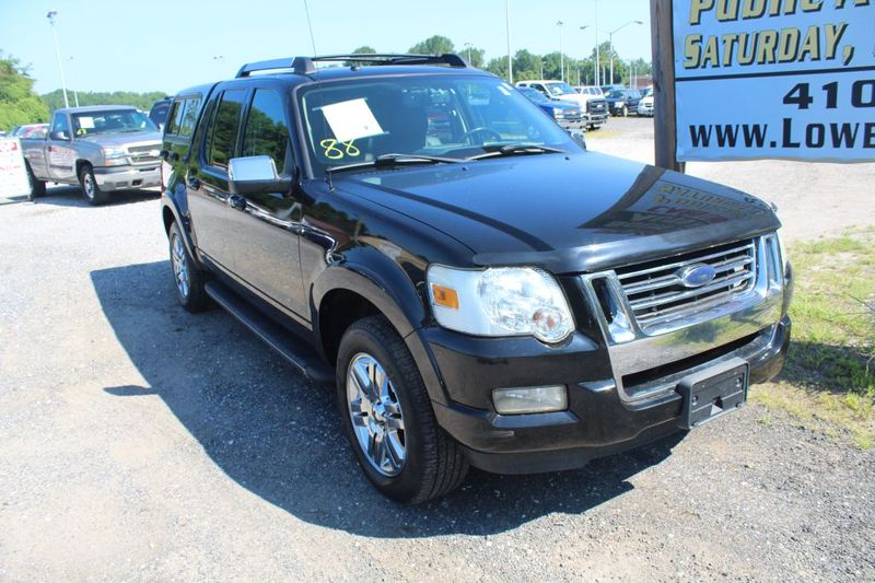 2007 Ford Explorer Sport Trac Limited  city MD  South County Public Auto Auction  in Harwood, MD