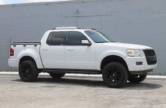 2007 Ford Explorer Sport Trac Limited Hollywood, Florida 22