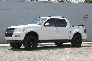 2007 Ford Explorer Sport Trac Limited Hollywood, Florida 40