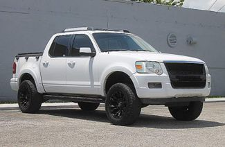 2007 Ford Explorer Sport Trac Limited Hollywood, Florida 1