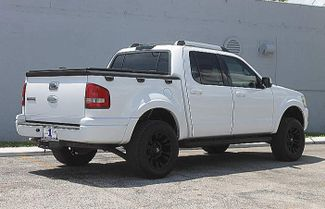 2007 Ford Explorer Sport Trac Limited Hollywood, Florida 4