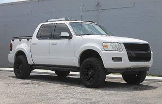 2007 Ford Explorer Sport Trac Limited Hollywood, Florida 54