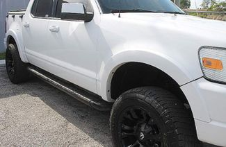 2007 Ford Explorer Sport Trac Limited Hollywood, Florida 2