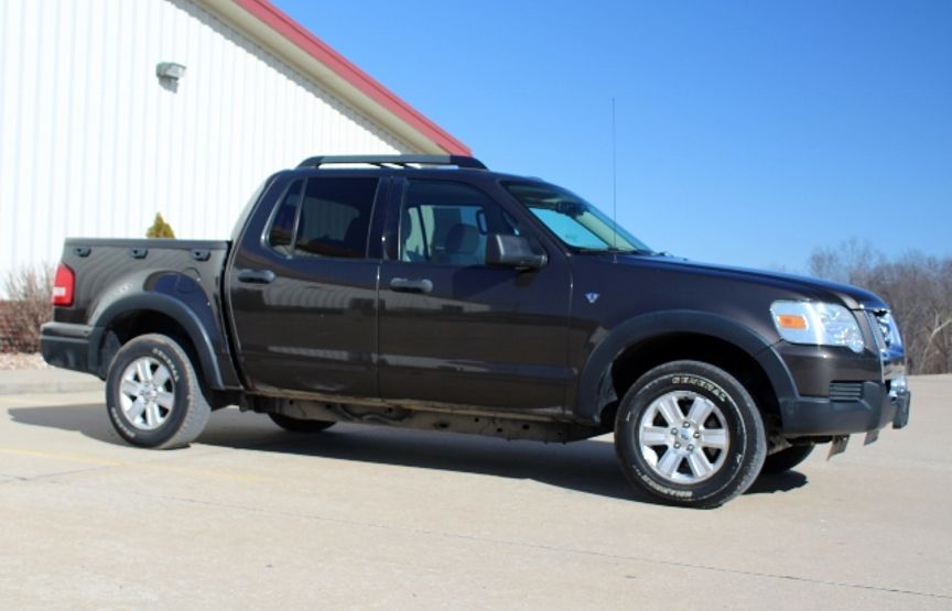 2007 Ford Explorer Sport Trac Xlt Jackson Mo First Auto Credit