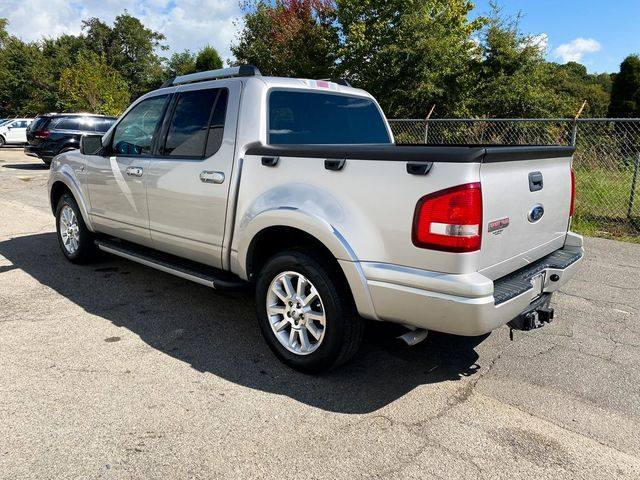 2007 Ford Explorer Sport Trac Limited Madison, NC 3
