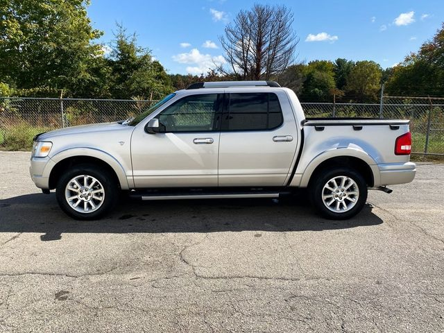2007 Ford Explorer Sport Trac Limited Madison, NC 4