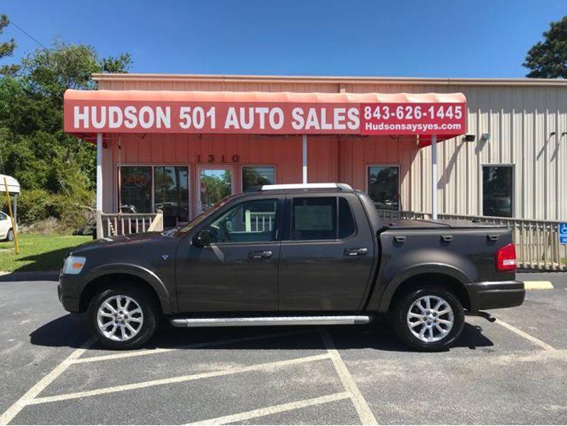 2007 Ford Explorer Sport Trac Limited | Myrtle Beach, South Carolina | Hudson Auto Sales in Myrtle Beach South Carolina