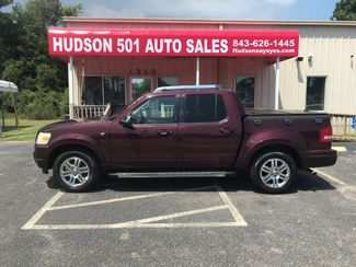 2007 Ford Explorer Sport Trac Limited | Myrtle Beach, South Carolina | Hudson Auto Sales in Myrtle Beach South Carolina