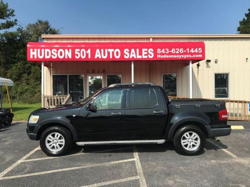2007 Ford Explorer Sport Trac XLT | Myrtle Beach, South Carolina | Hudson Auto Sales in Myrtle Beach South Carolina