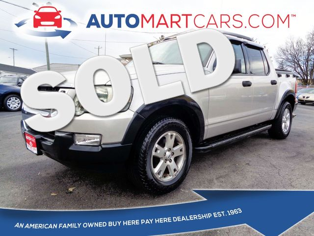 2007 Ford Explorer Sport Trac in Nashville Tennessee