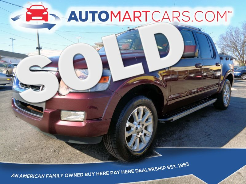 2007 Ford Explorer Sport Trac Limited | Nashville, Tennessee | Auto Mart Used Cars Inc. in Nashville Tennessee