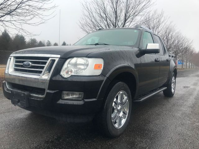 2007 Ford Explorer Sport Trac Limited Ravenna, Ohio 0