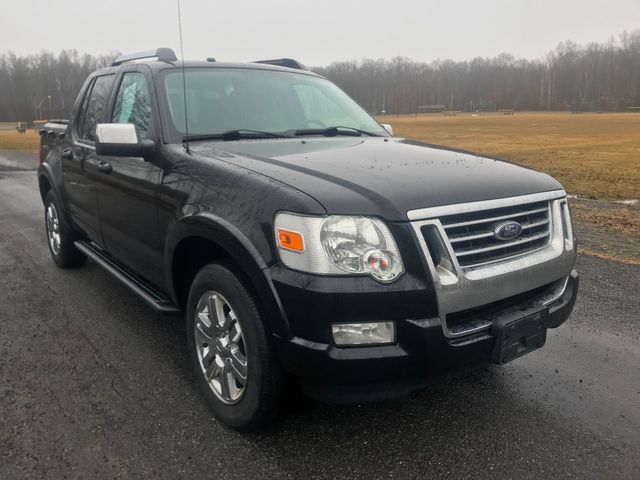 2007 Ford Explorer Sport Trac Limited Ravenna, Ohio 5