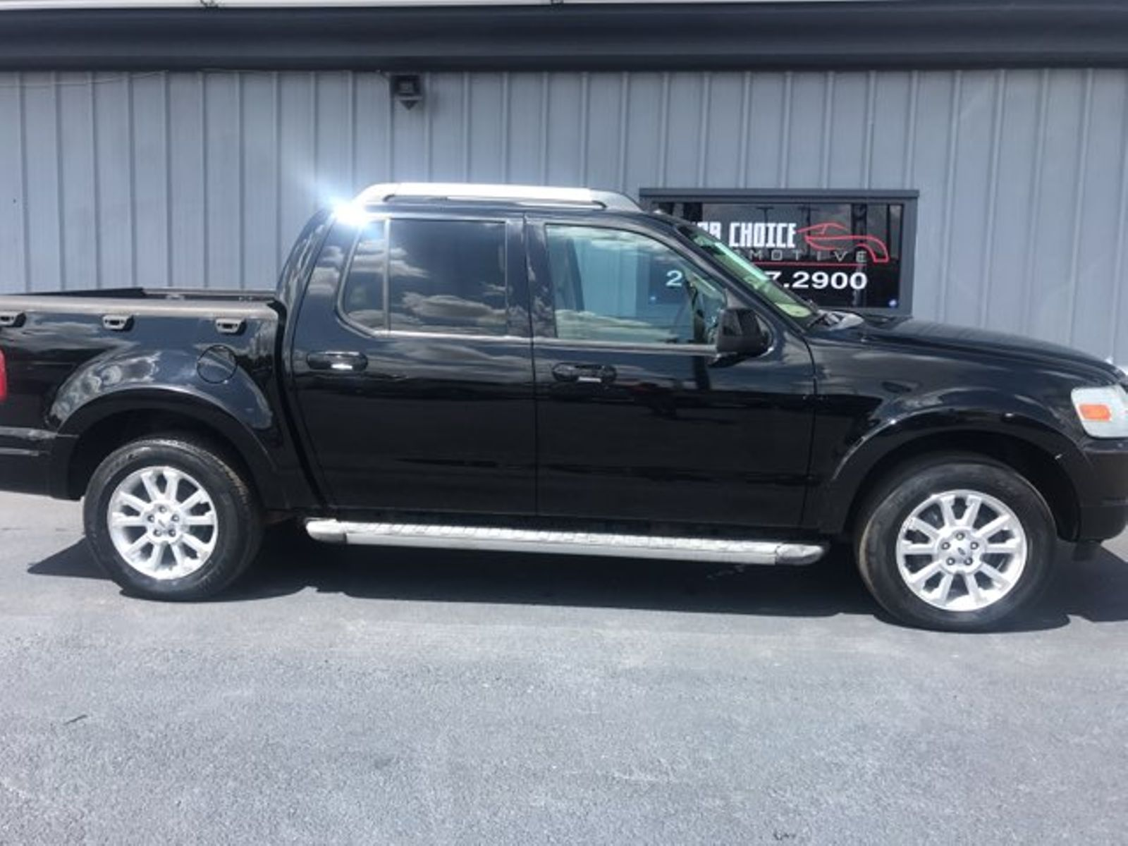 2007 Ford Explorer Sport Trac Limited City Tx Clear Choice Automotive Suspension In San Antonio