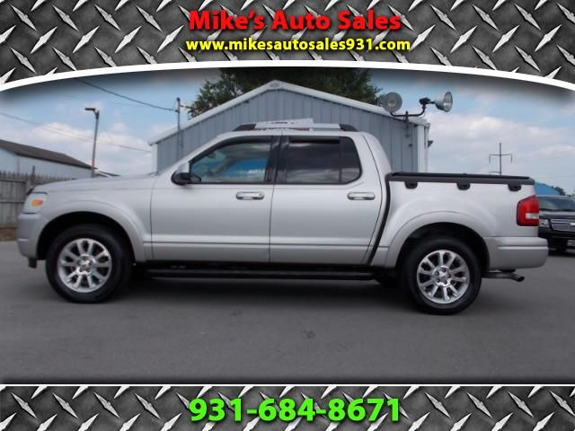 2007 Ford Explorer Sport Trac Limited Shelbyville, TN