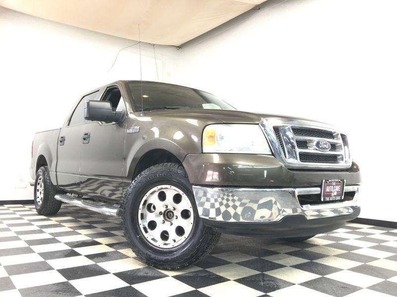 2007 Ford F-150 *Lariat SuperCrew 2WD*   The Auto Cave in Addison