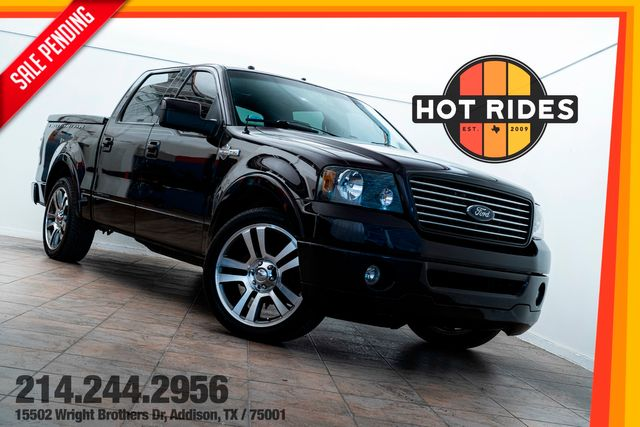 2007 Ford F-150 Harley-Davidson Whipple Supercharged