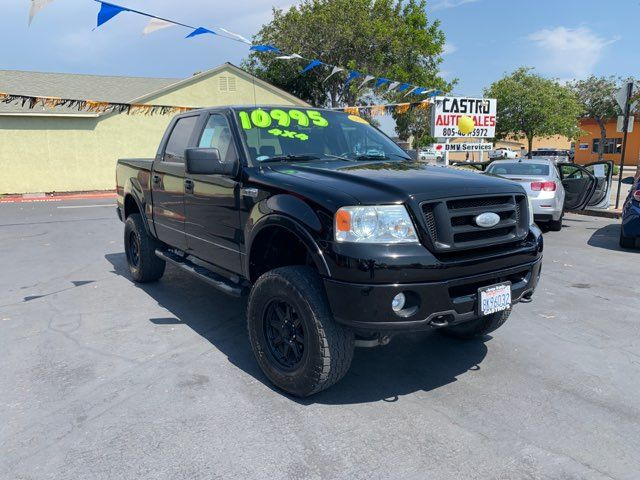 2007 Ford F-150 FX4 in Arroyo Grande, CA 93420