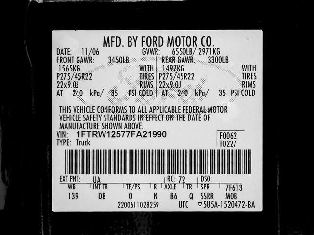 2007 Ford F-150 Harley-Davidson Burbank, CA 31