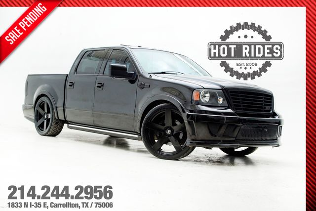 2007 Ford F-150 Harley-Davidson Saleen Supercharged Show Truck