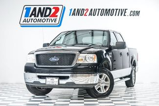 2007 Ford F-150 Lariat SuperCrew 2WD in Dallas TX