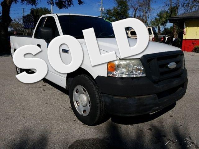 2007 Ford F-150 XL Dunnellon, FL