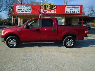2007 Ford F-150 XLT   Fort Worth, TX   Cornelius Motor Sales in Fort Worth TX
