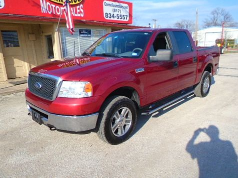 2007 Ford F-150 XLT | Fort Worth, TX | Cornelius Motor Sales in Fort Worth, TX