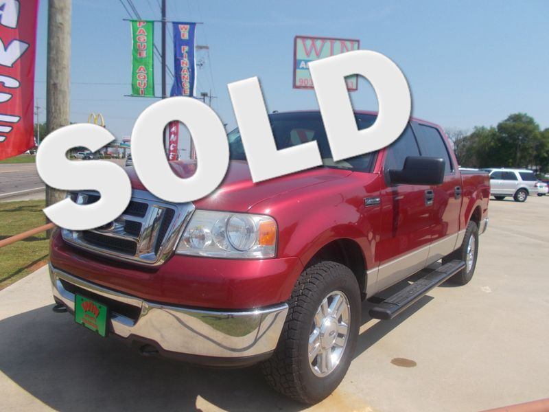 2007 Ford F-150 XLT | Gilmer, TX | Win Auto Center, LLC in Gilmer TX