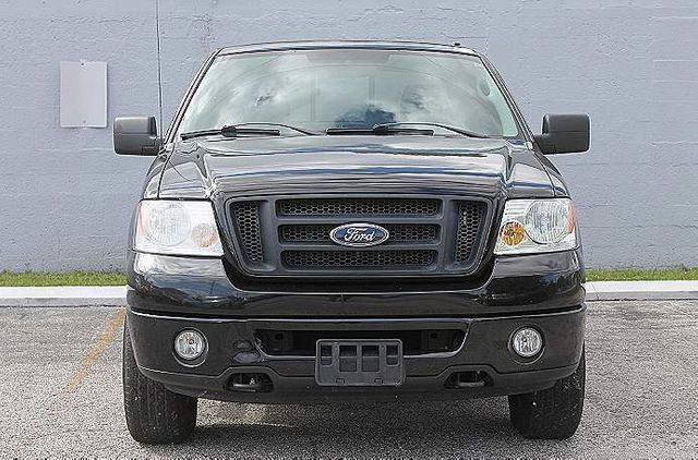 2007 Ford F-150 STX 4X4 Hollywood, Florida 10