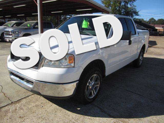 2007 Ford F-150 XLT Ext Cab Houston, Mississippi
