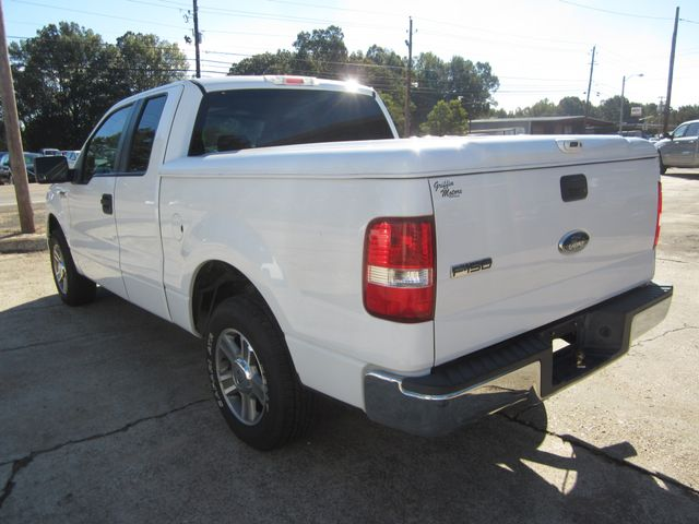 2007 Ford F-150 XLT Ext Cab Houston, Mississippi 4