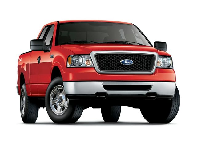 2007 Ford F-150 in Medina, OHIO 44256