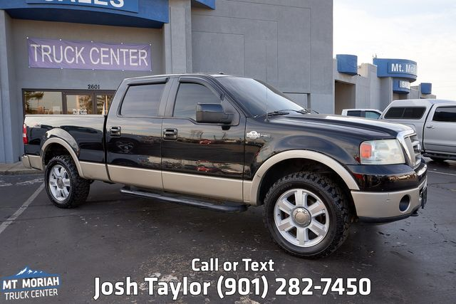 2007 Ford F-150 King Ranch in Memphis, Tennessee 38115