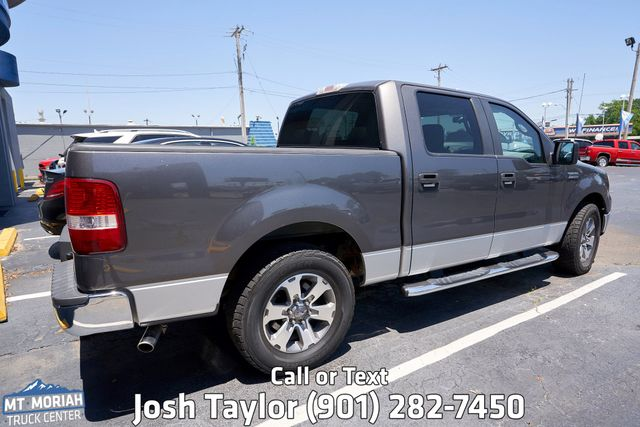 2007 Ford F-150 XLT in Memphis, Tennessee 38115