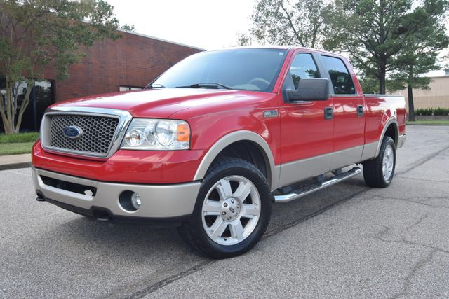 2007 Ford F-150 Lariat in Memphis Tennessee, 38128