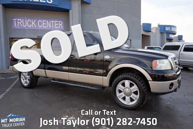 2007 Ford F-150 King Ranch | Memphis, TN | Mt Moriah Truck Center in Memphis TN