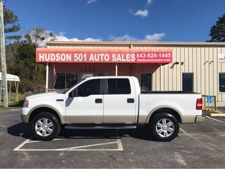2007 Ford F-150 Lariat | Myrtle Beach, South Carolina | Hudson Auto Sales in Myrtle Beach South Carolina