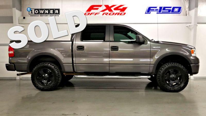 2007 Ford F-150 FX4 4X4 1 OWNER F150 | Palmetto, FL | EA Motorsports in Palmetto FL