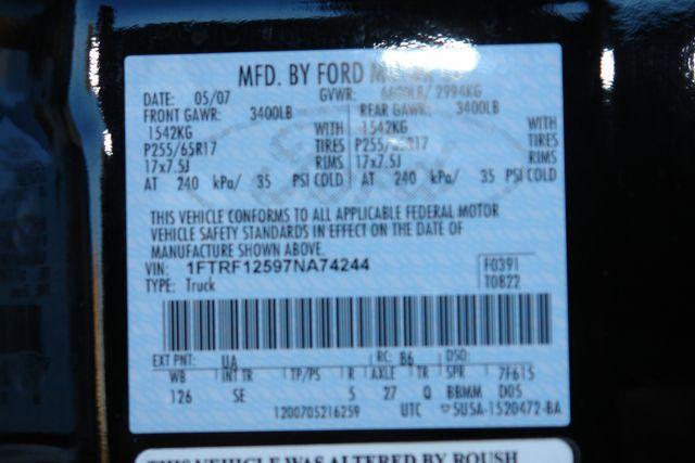 2007 Ford F-150 ROUSH NITEMARE Phoenix, AZ 60